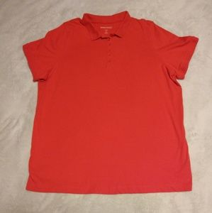 Woman Within Polo Tee